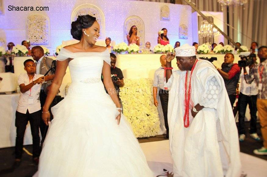 OYINDAMOLA AND TEMITOPE WEDDING PHOTOS