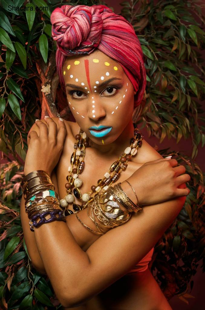 Let's Go Tribal Crazy: Damon Ross Shares With us a Few Afro Tribal Inspiration To Gush Over