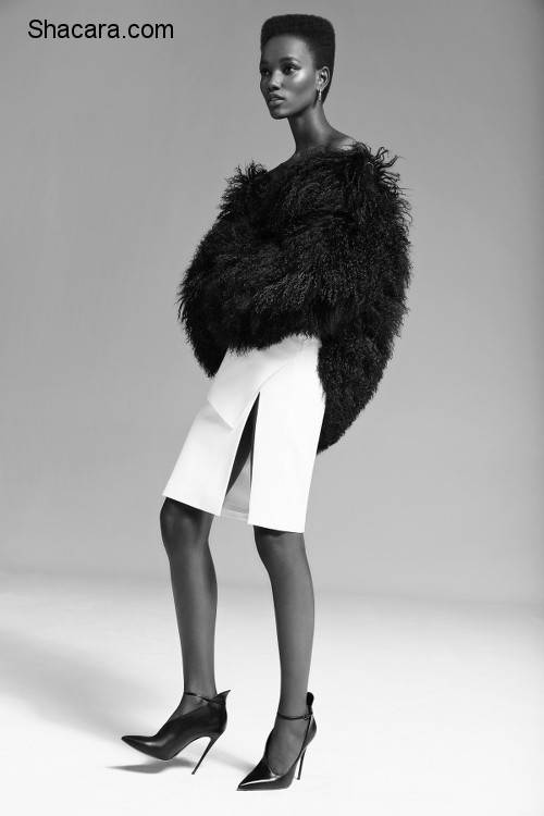 Monochrome Beauty with Herieth Paul