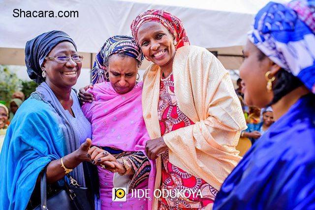 THE HAUSA WEDDING MOMENTS OF HALIMA AND MUSAB