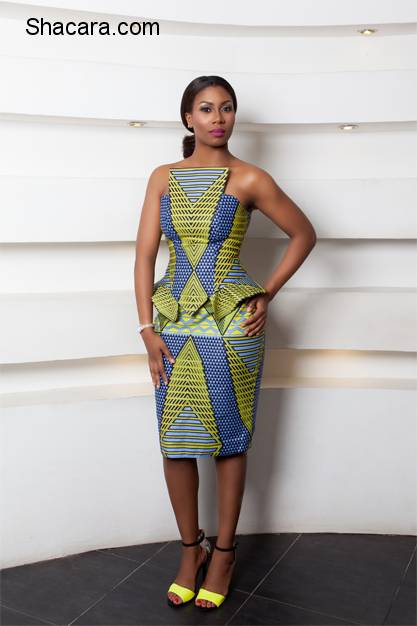 "Go Bold in African Prints! Check Out Stylista GH's Fabulous ""Wild"" Collection"