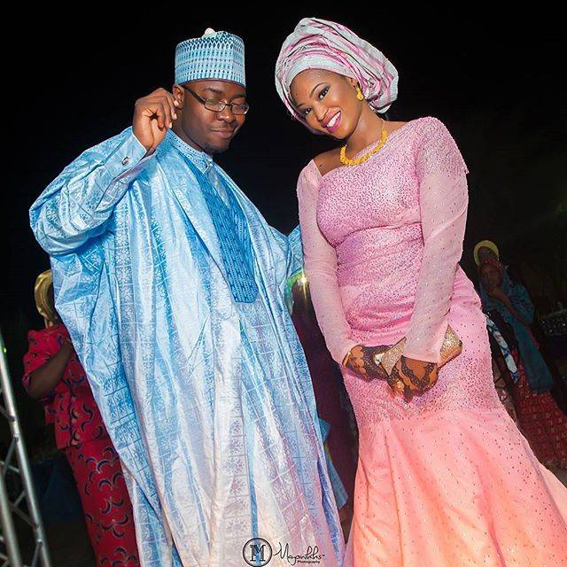 THE ROYAL MOMENTS FROM WALEEDA AND AHMED WEDDING BLISS