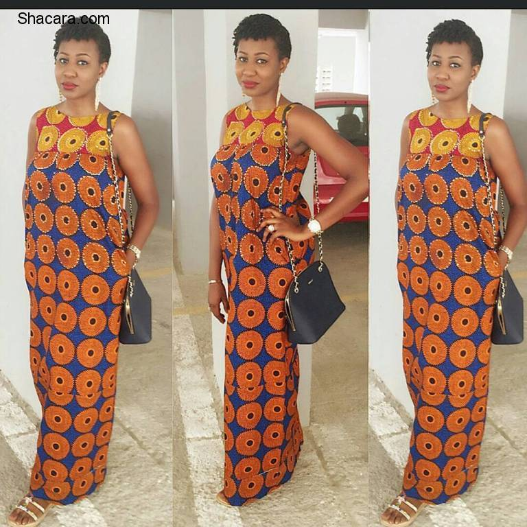 ELEGANT ANKARA STYLES YOU DON'T WANT TO MISS