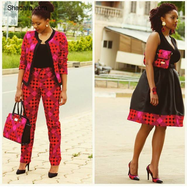 STEP OUT IN HAWT ANKARA STYLE TRENDS