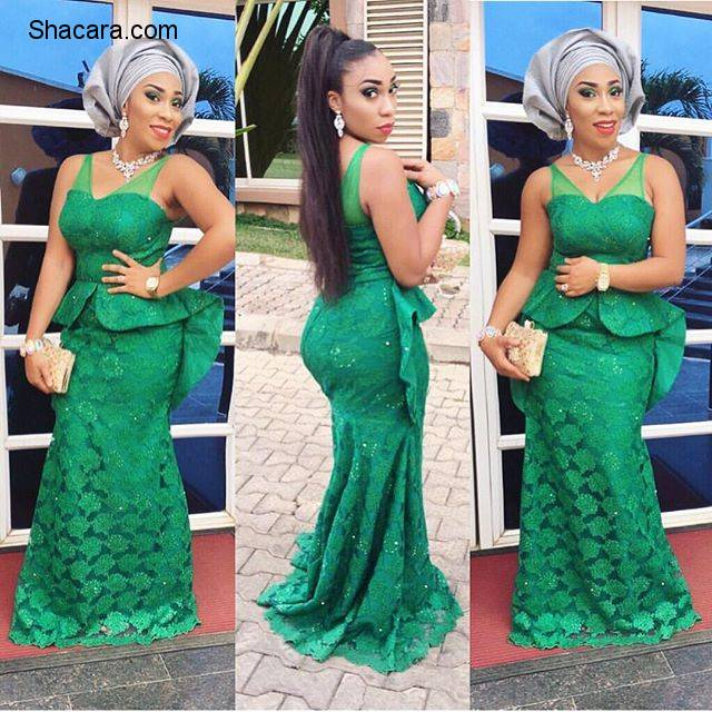 THIS SOPHISTICATED ASO EBI STYLES IS WHAT YOU NEED FOR YOUR NEXT OWAMBE PART 2