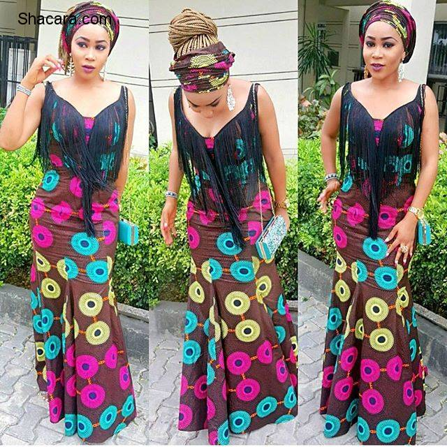 THIS SOPHISTICATED ASO EBI STYLES IS WHAT YOU NEED FOR YOUR NEXT OWAMBE