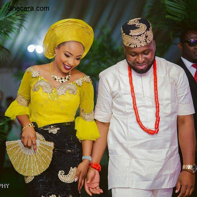 IGBO TRADITIONAL WEDDING STYLE OF NKECHI AND OGEDI