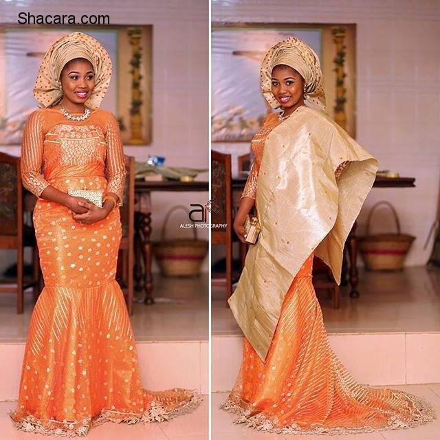 ASO EBI STYLES: THE BRIDES EDITION