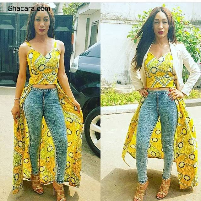 TURN-UP YOUR ANKARA STYLE GAME WITH ONE OF ALLURING STYLES