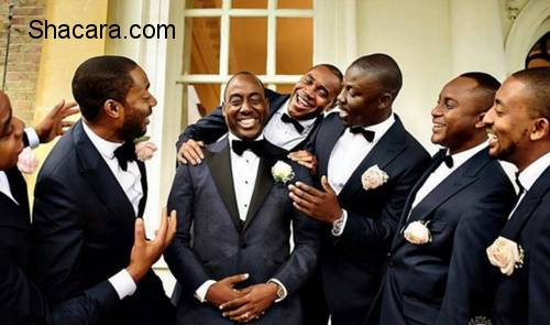 Wedding Inspiration #9: The Groom And His Groomsmen
