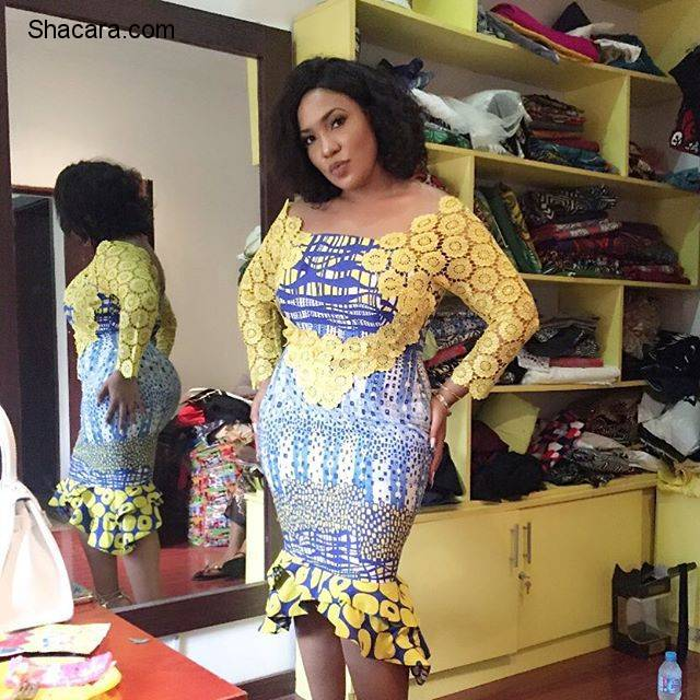 ANKARA STYLES THAT SPEAKS FASHION VOLUME