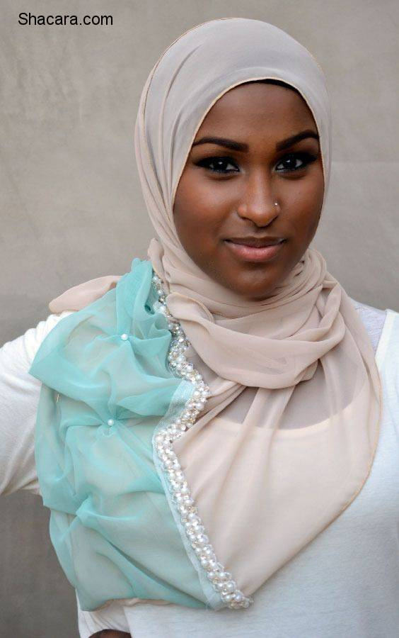 THESE HIJAB STYLE INSPIRATIONS ARE WHAT YOU NEED THIS PM