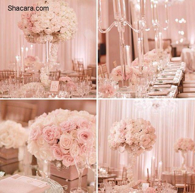 Sugar Inspired Paint Your Wedding Blush & Ivory