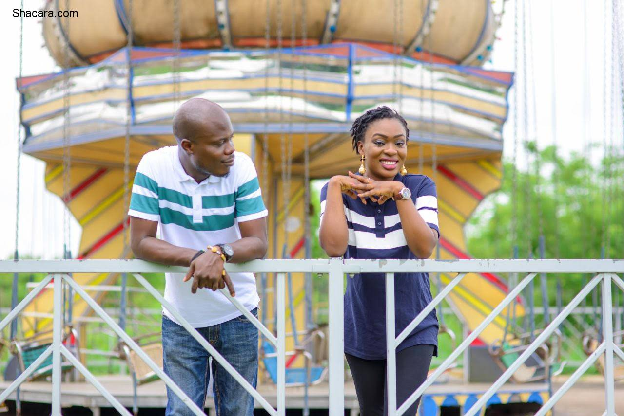 TOBIBIODUN16 OLUWATOBI & ABIODUN'S 13 YEAR OLD LOVE STORY & PRE-WEDDING SHOOT