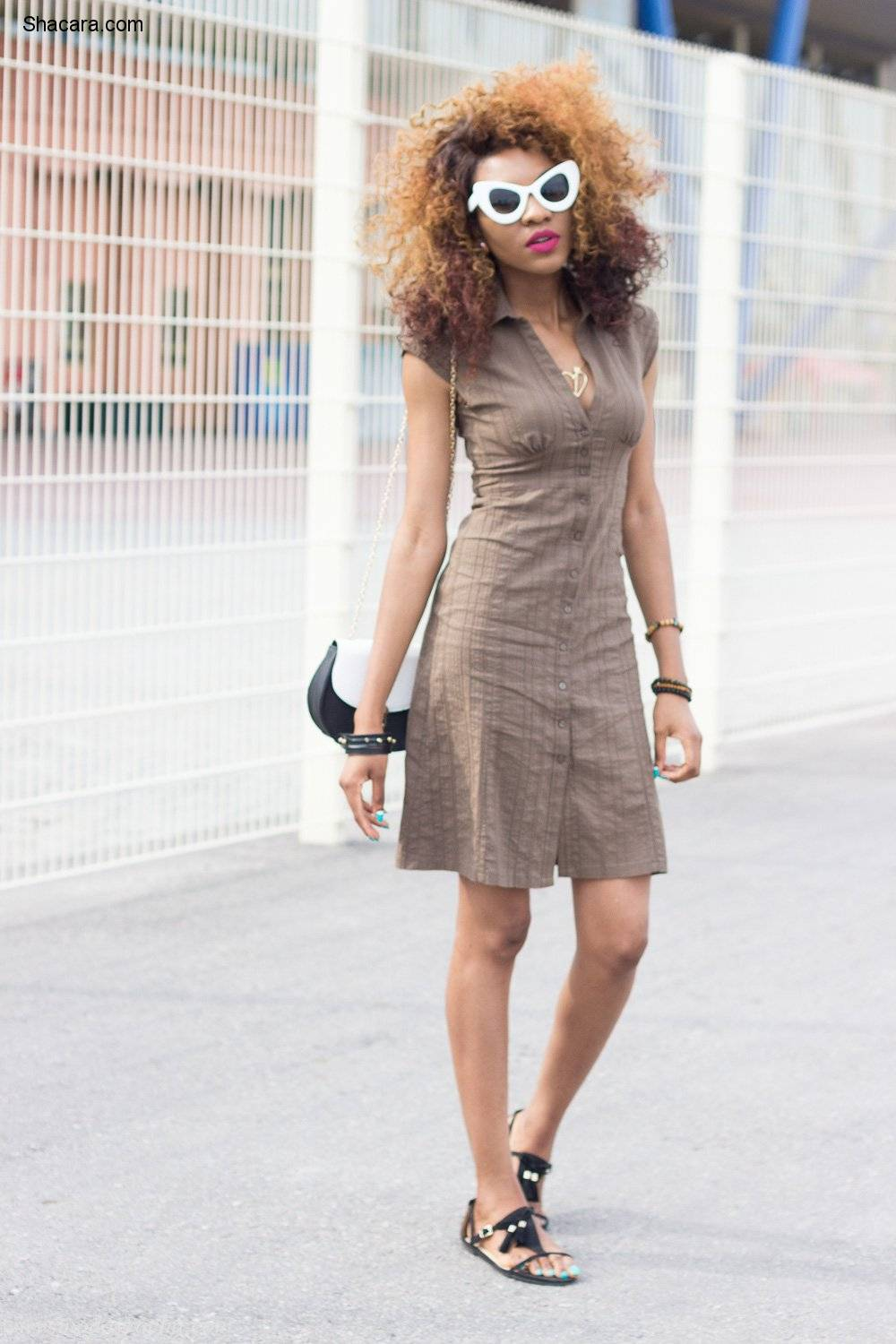 7 OUTFITS LAGOS GIRLS LOVE