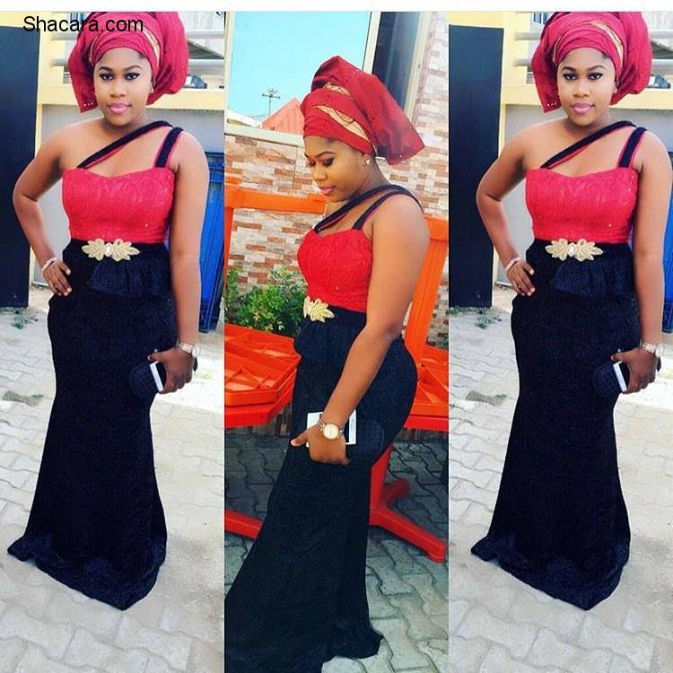 ASO EBI STYLES WE ARE LOVING FROM THE SEXY AND STYLISH FASHIONISTA