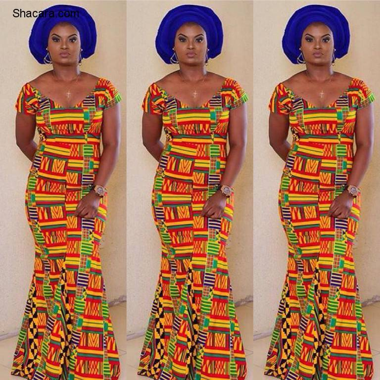 FABULOUS AND STYLISH ANKARA STYLES TO ADD TO YOUR COLLECTION