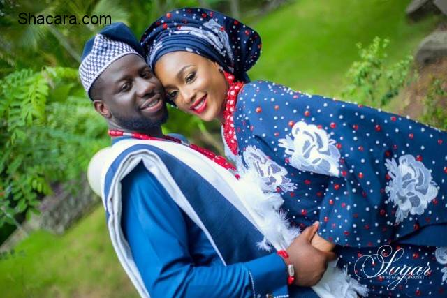 Tope and Daniel  Wedding Photos