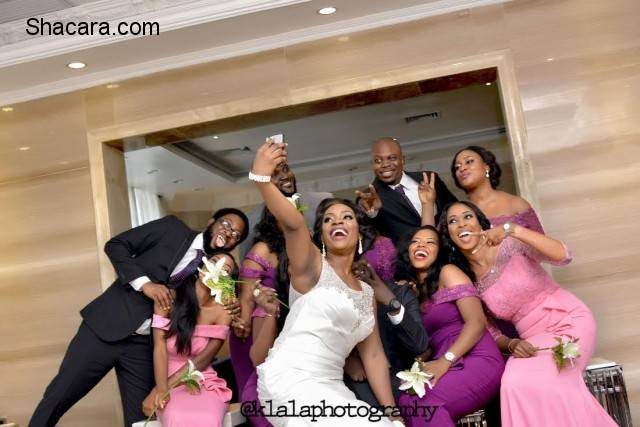 Purple & Blush - Isioma & Ifeanyi