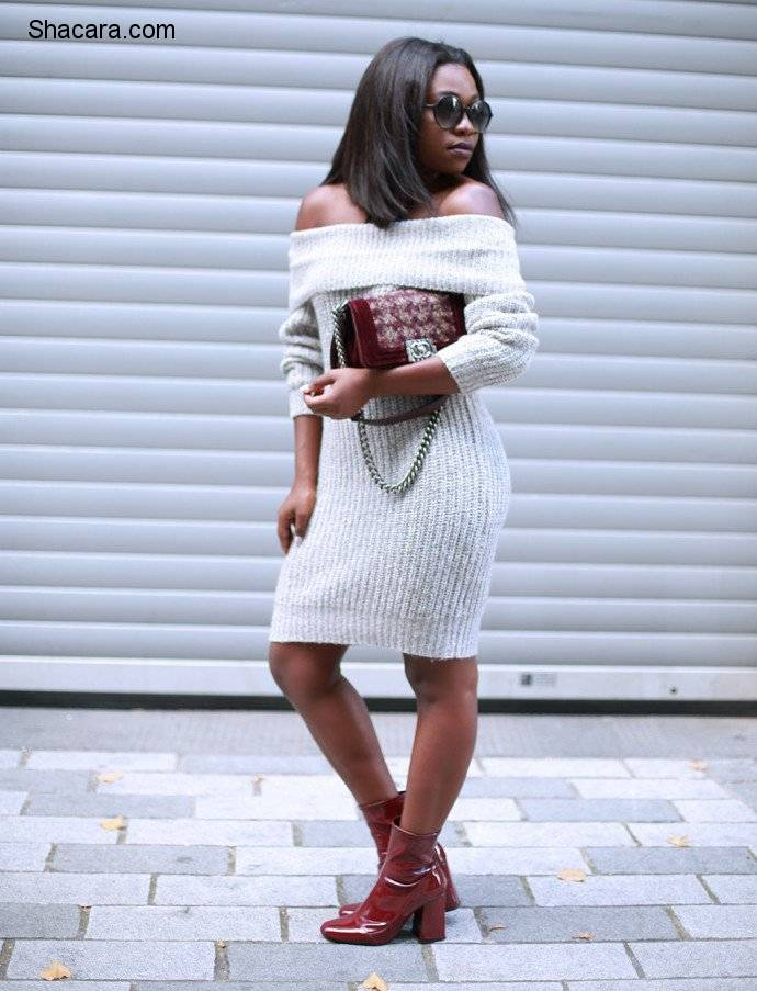 THE OFF SHOULDER OUTFITS YOU SHOULD SLAY IN THIS WEEK