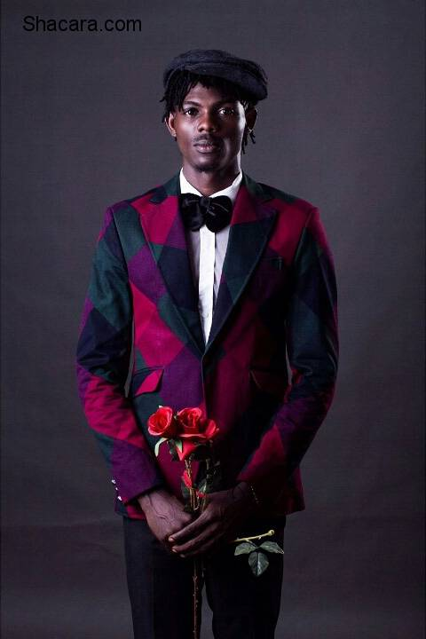 Trendy Johnson Presents 'Men of Many Colour' Spring/Summer 2016 Collection