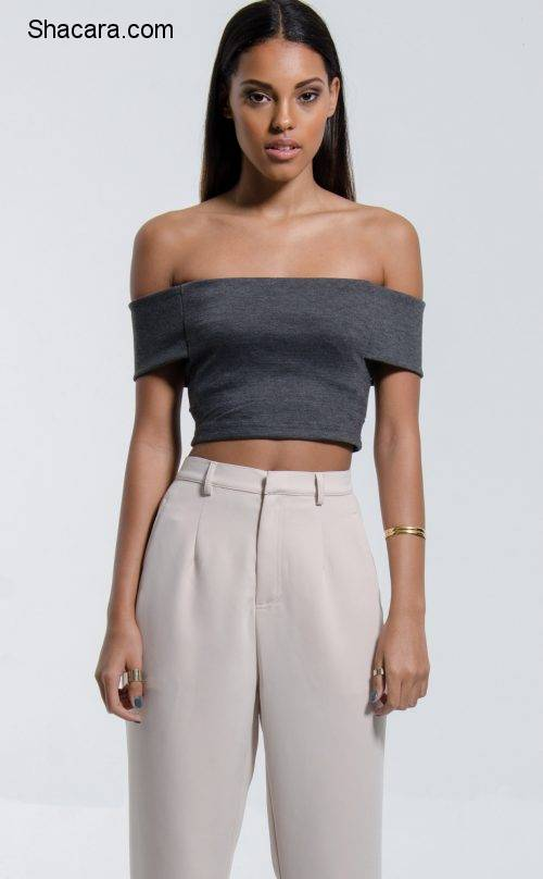 Trend Alert! Off-The-Shoulder Tops