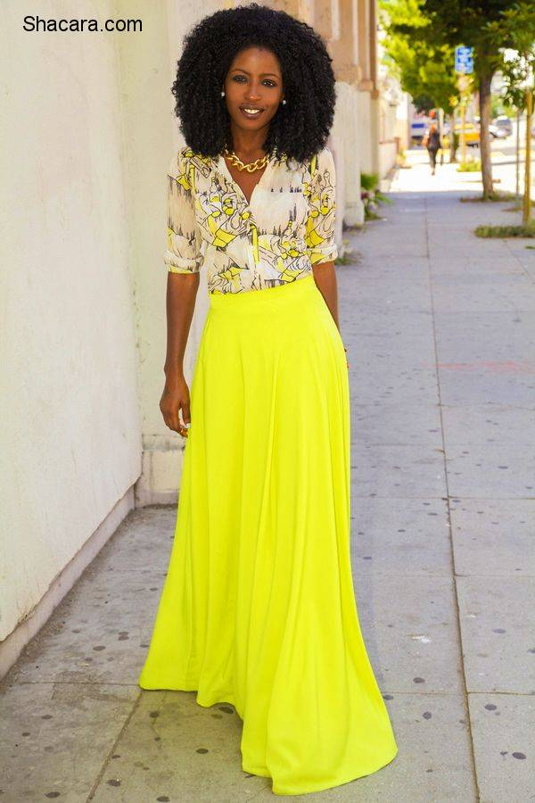 6 AWESOME WAYS YOU CAN ROCK YOUR YELLOW OUTFIT AT WORK