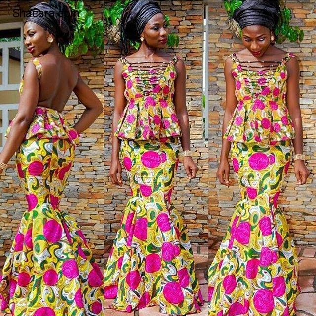 EPIC AND LATEST ANKARA STYLES TO HAVE THIS PERIOD