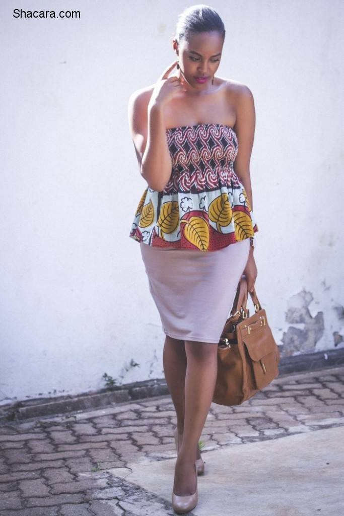 CASUAL ANKARA STYLES TO UP YOUR GAME THIS WEEK
