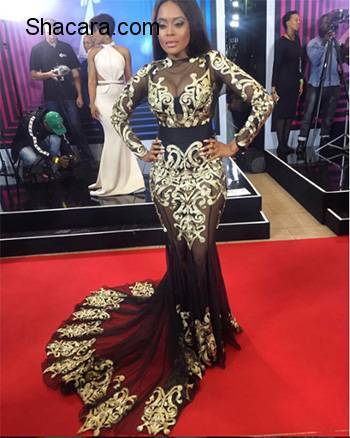 AKA, Bonang Matheba, Pearl Thusi & More! First Photos From The South African Music Awards