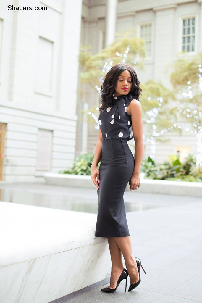 CUTE WAYS TO DRESS LIKE A BOSS TO WORK THIS WEEK