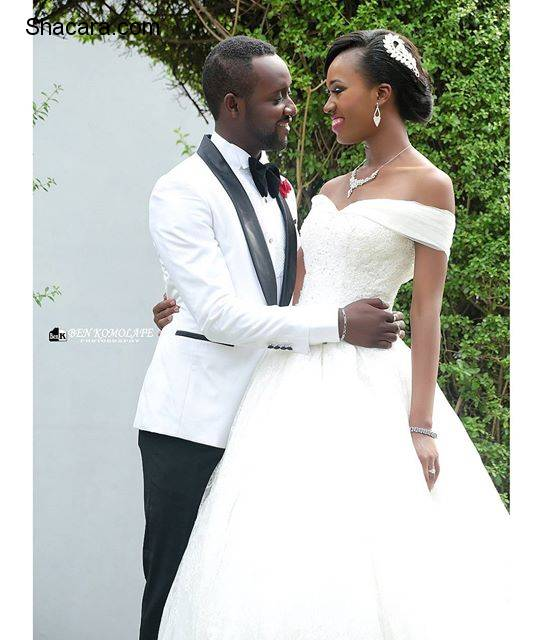 A COLOURFUL EXPLOSION OF LOVE WITH THASI AND LAWRENCE