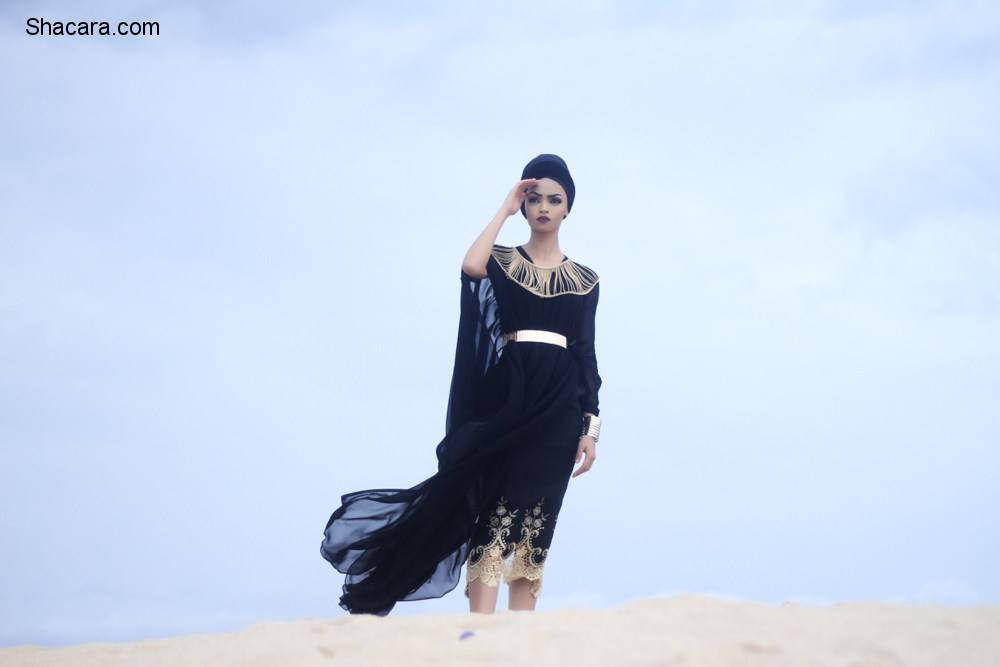 FASHION BRAND WANNI FUGA CELEBRATES SECOND ANNIVERSARY WITH NEW CAMPAIGN THEMED 'QUESTING' INSPIRED BY THE OMANI WOMAN