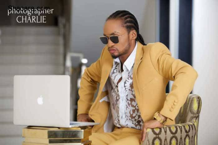 Denrele Tried A New Look For His Birthday Shoot & We're Digging It! Take A Look
