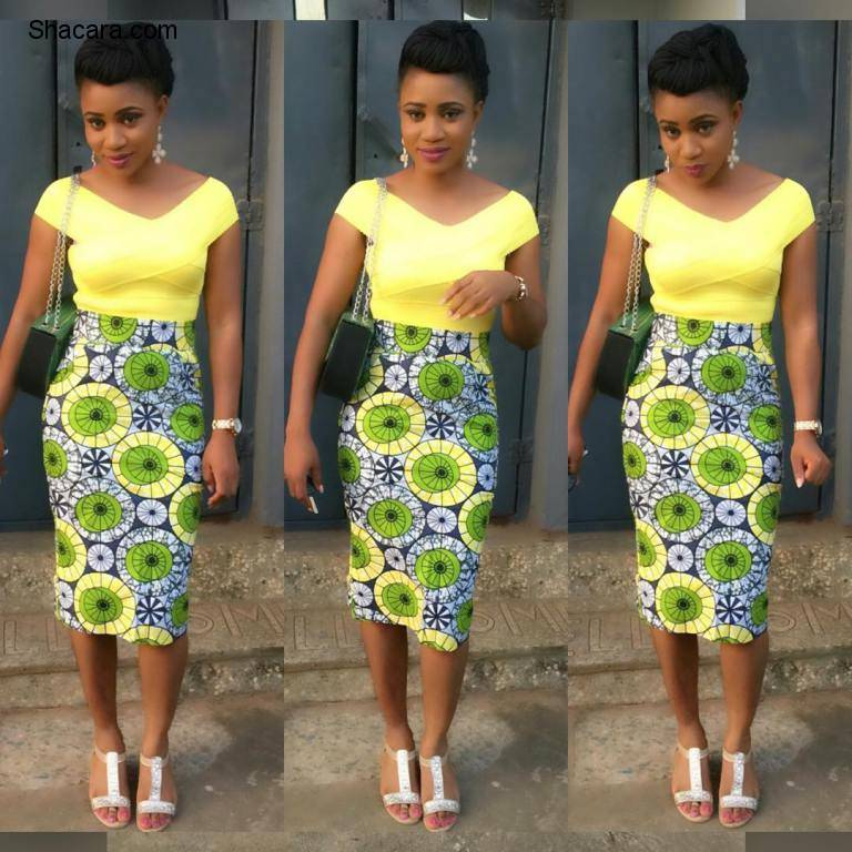 LATEST ANKARA STYLES FOR THE SEXY FASHIONISTAS