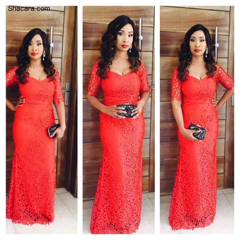 SHOW OF YOUR CURVES IN THIS FLATTERING ASO EBI STYLES