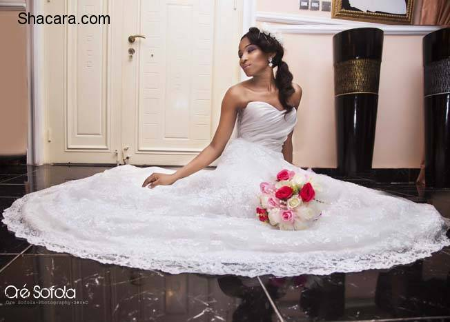 Photographer Oreoluwa Sofola Captures All The Excitement Of A Wedding Day In 'Synergia: The Wedding!' Shoot