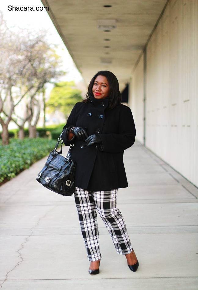 WAYS TO MAKE THE PLUS-SIZE TURTLE NECK TOP LOOK COOL THIS SEASON
