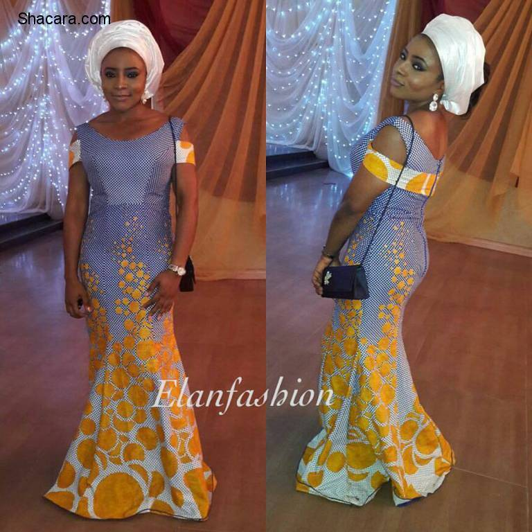 CHERISH THESE STUNNING ANKARA STYLES AS YOU WILL NEED THEM SOON.
