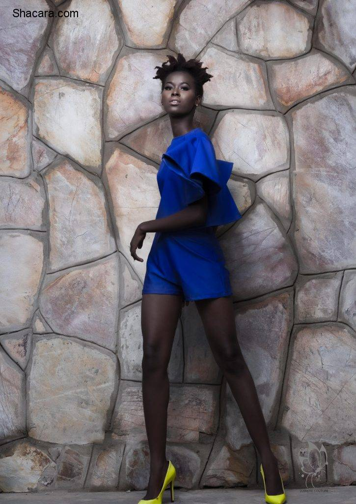 Ghana's Lumiere Couture Presents The Spring Summer Collection 'Ethereal Bloom'