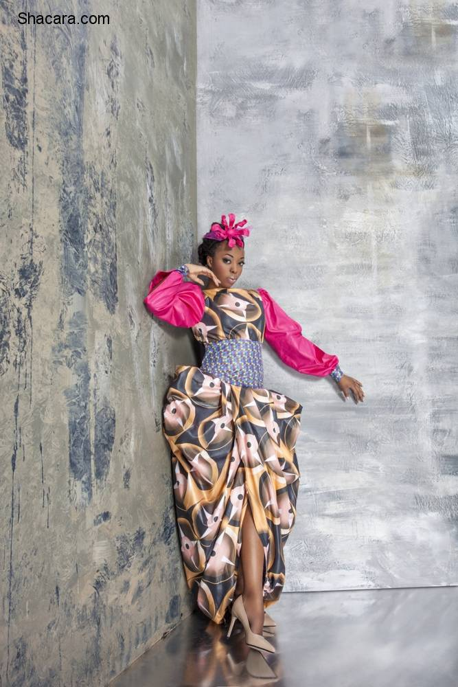 Nigeria's Veba Textile Mills Presents The Cosmos Collection
