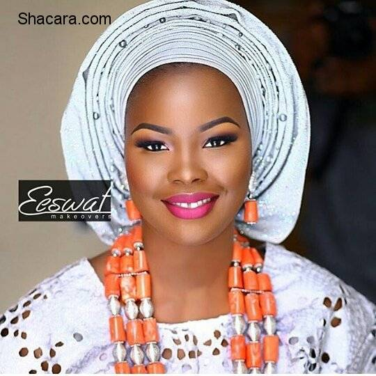 THE BOLD AND BEAUTIFUL BRIDAL ASO OKE STYLES TRENDING IN NIGERIA.