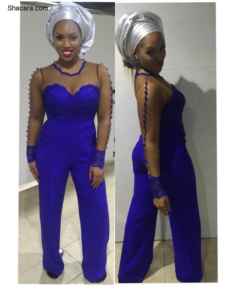 GET YOU STYLE INSPIRATION FROM THIS LATEST ASO EBI STYLES