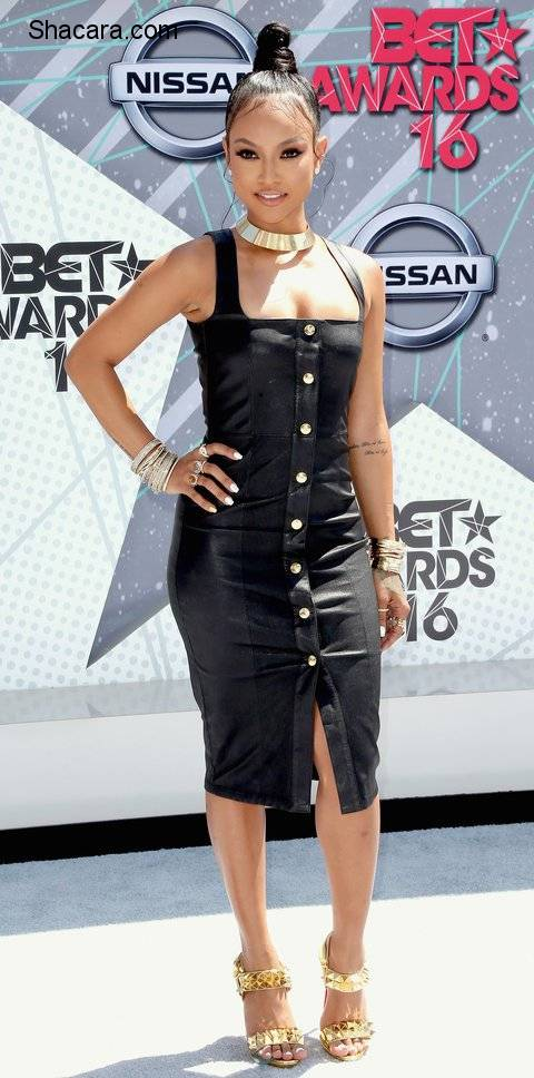 BET AWARDS 2016: RED CARPET LOOKS