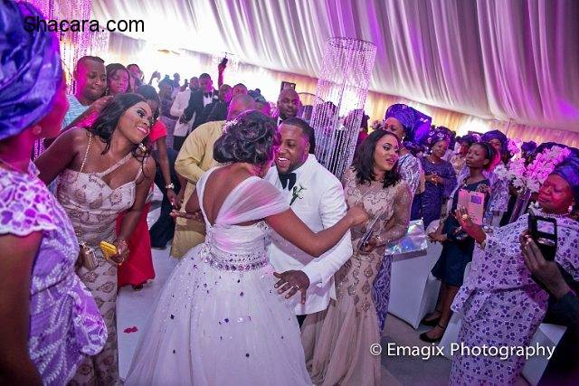 THE SWEETHEART WEDDING OF NENYE AND NONSO