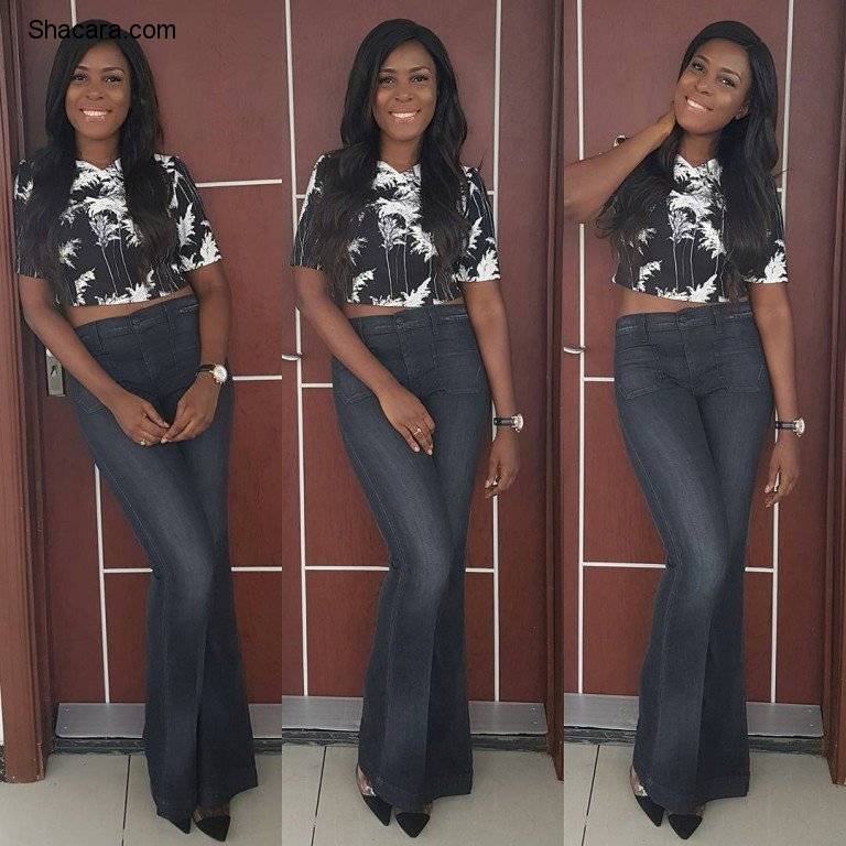 LINDA IKEJI IS OUR WOMAN CRUSH