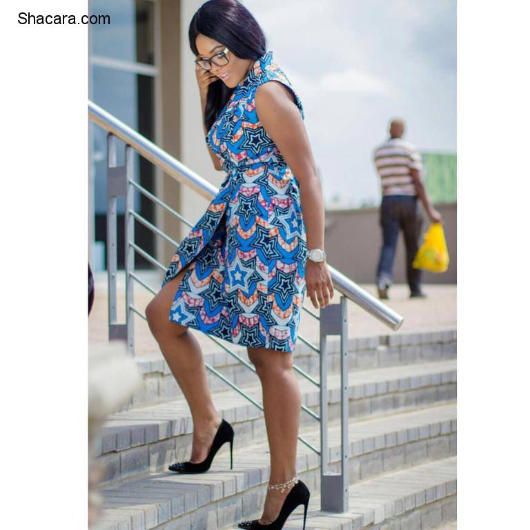 MID-WEEK LATEST CHIC ANKARA STYLES WE SO MUCH LOVE
