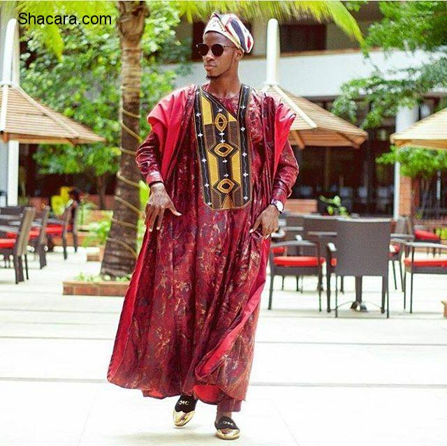 "THE ""YORUBA DEMONS"" AND THE TRADITIONAL MEN'S WEAR"