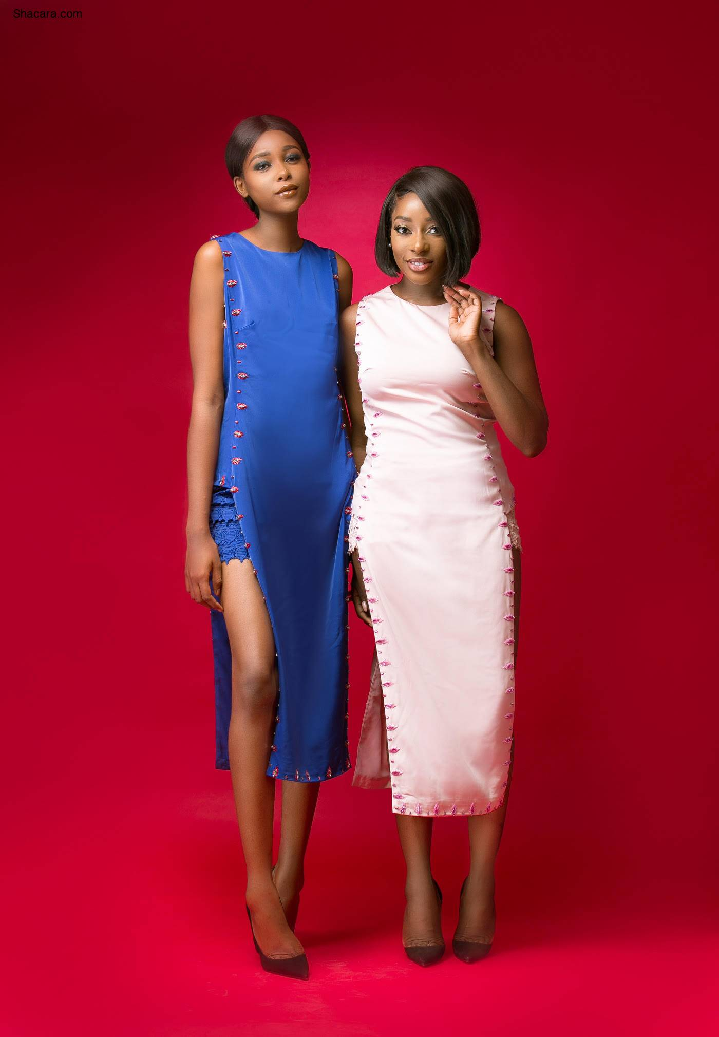 DOS Clothing's Releases Summer 2016 Look Book Feat Actress/TV Presenter Dorcas Shola Fapson