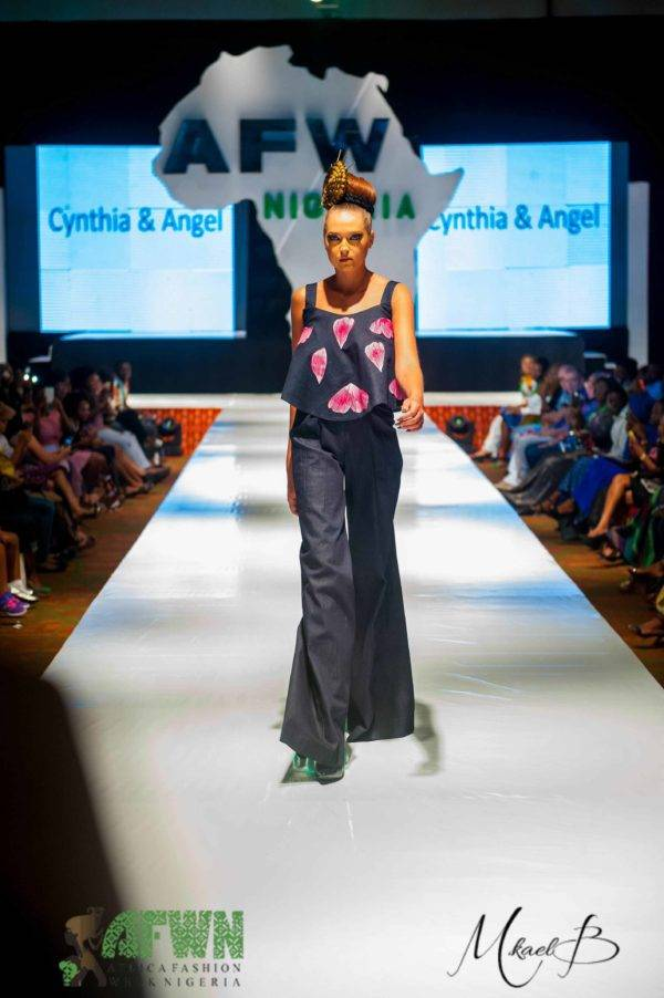 HIGHLIGHTS OF THE AFRICA FASHION WEEK NIGERIA 2016